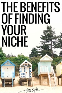 On a deeper level, your niche is you and your story. Here is how finding your niche can help you blog better and serve your readers better.