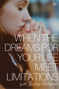 when illness changes your dreams