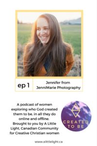 creative christian women podcast