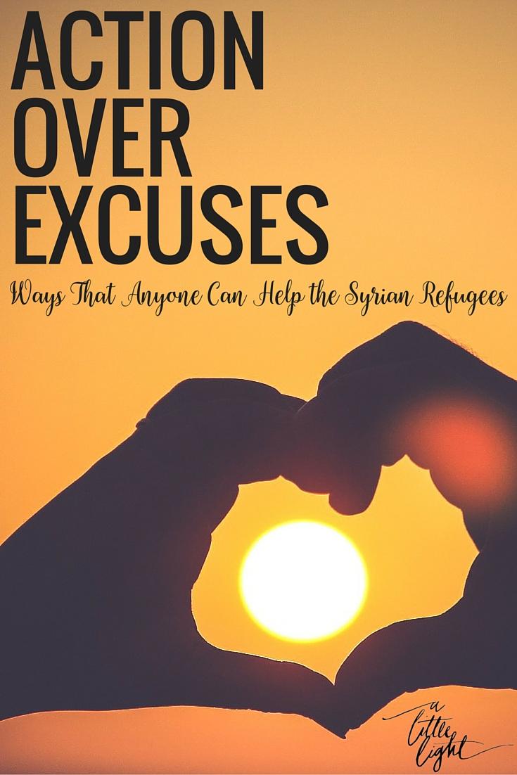 syrian refugees help