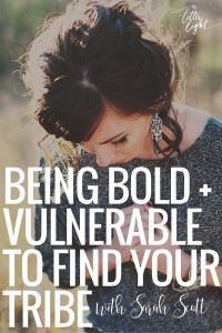 vulnerable find your tribe