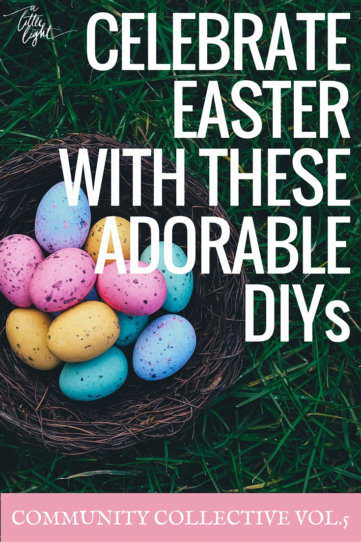 easter diys from canadian christian diy bloggers