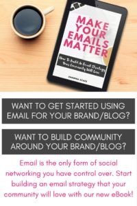 make your emails matter pinterest